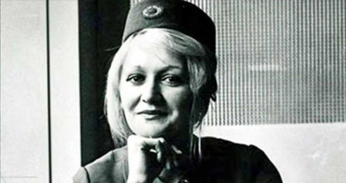 Vesna Vulovic, femeia care a căzut de la 10.000 de metri și a supraviețuit